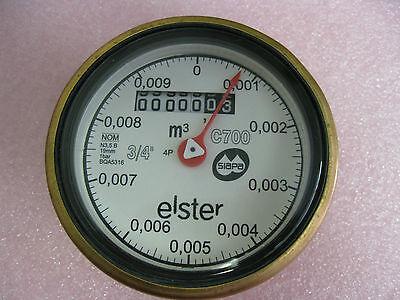 Elster C700-bqa5316 Meter-new