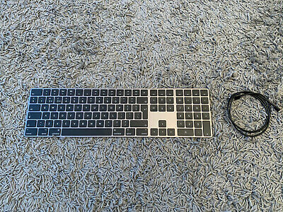 Apple Magic Keyboard with Numeric Keypad - Space Grey