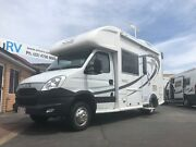SUNLINER PINTO 1 IVECO. Auto, Electric bed,23,000kms! As New... Penrith Penrith Area Preview