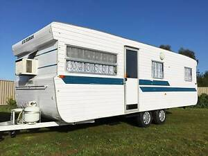 1980 Statesman Royale 6 Berth Spacious airconditioned Hillside Melton Area Preview