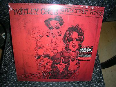 Motley Crue ***Greatest Hits **Brand New Double Record LP Vinyl Set