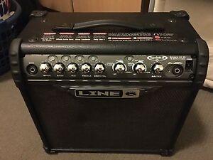Line 6 guitar amplifier Hurstville Hurstville Area Preview
