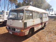 1981 Toyota Coaster bus Cambrai Mid Murray Preview