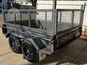 8X5 CAGED TRAILER, BEST QUALITY, AUSTRALIAN MADE Holden Hill Tea Tree Gully Area Preview