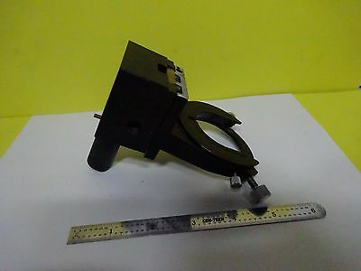 Microscope Part Nikon Japan Condenser Holder For Optics As Is Binx1-16