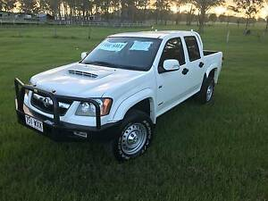 2009 Holden Colorado Dual Cab Ute Widgee Gympie Area Preview