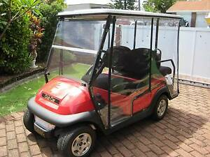 Club Car 4 seat Pecedent Professional (Golf Buddy) Benowa Gold Coast City Preview