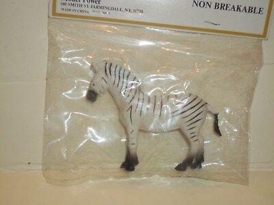 Brand New ZEBRA FARM ANIMALS ZOO LAYOUT G SCALE KIDS