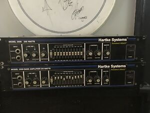 Hartke Bass Amp Head