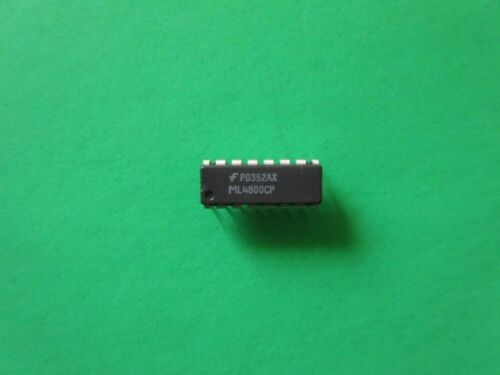 1pcs origianl ML4800CP DIP-16 integrated Circuit Switching Controllers