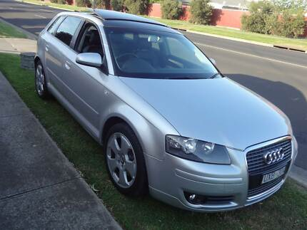 07 AUDI A3, Diesel Turbo, Auto Bmw Honda Toyota Ford Holden Mazda St Albans Park Geelong City Preview