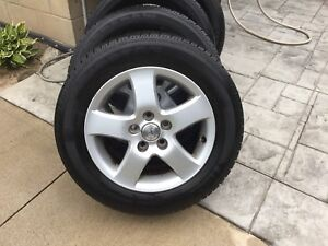 Tires for Toyota Camry