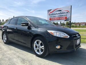 2013 Ford Focus SE!! AUTO!! HEATED SEATS!! CERTIFIED!!