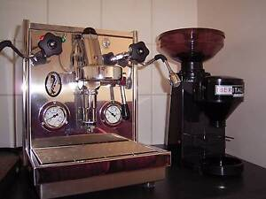 Bricoletta Volante E61 Coffee Machine with Grinder,  Sweet Spot , North Geelong Geelong City Preview