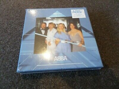 ABBA - VOULEZ VOUS - SINGLES BOX SET - 7 X 7 INCH SINGLES - COLOURED - NEW/SEALE