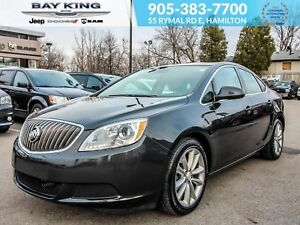 2015 Buick Verano BACK UP CAM, BLUETOOTH, TRADE-IN, TOUCHSCREEN