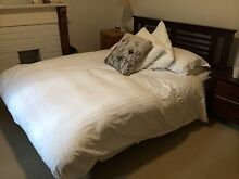 Queen bed and frame for sale - Paddington Paddington Eastern Suburbs Preview