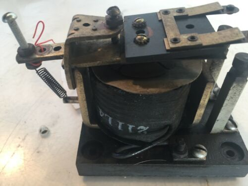 Reliance Electromagnetic Relay Coil Contactor  64418-IU