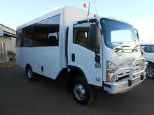 4WD Isuzu NPS 18 Seat Bus Karratha Industrial Estate Roebourne Area Preview