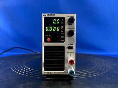 Matsusada Precision Inc Rk120-3.3 Power Supply