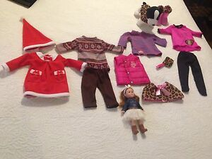 "American girl 18"" clothes"