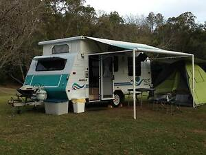 2001 Jayco Freedom Teralba Lake Macquarie Area Preview