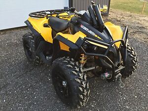 2008 can am renegade 800