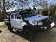 2006 Toyota Hilux SR 4x4 Manual Palmerston Gungahlin Area Preview