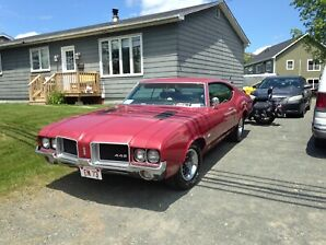 1972 Olds Cutlass