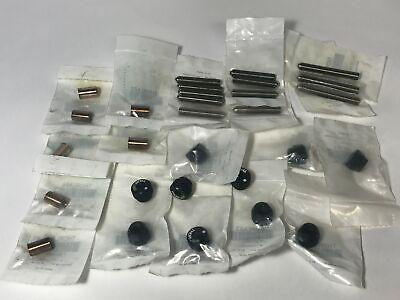 Lot Of Thorlabs 100tpi Adjuster W Thumb Screw Bushing 1.52 Inch Micrometer