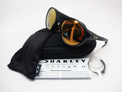 Oakley Clifden OO9440-0756 Matte Black w/Prizm 24K Polarized Sunglasses