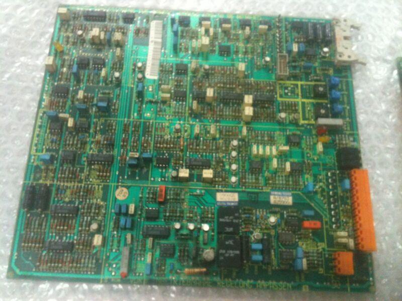 Siemens Circuit Board 3-711-2482G