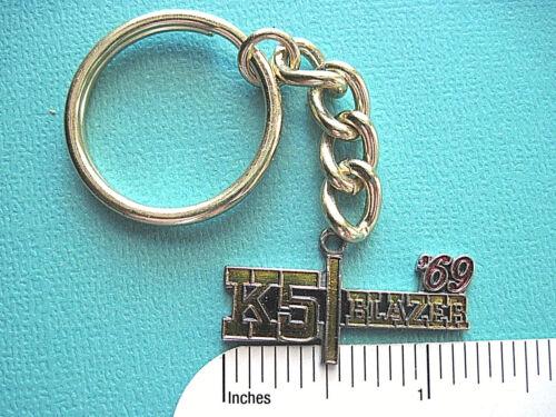 1969 - 1983 69 - 83 Chevy K5 BLAZER  - Keychain , key chain    GIFT BOXED
