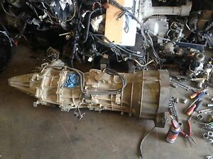D40 Navara gearbox and transfer Nissan Beenleigh Logan Area Preview