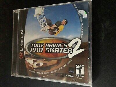 Tony Hawk's Pro Skater 2 (Sega Dreamcast, 2000)