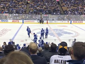 1,2,3 or 4 Leafs vs Bruins Tickets- Meet At Arena