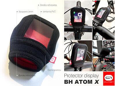 ATOM X BH Bikes Protector Display Pantalla Bicicleta Eléctrica Ebike Protection