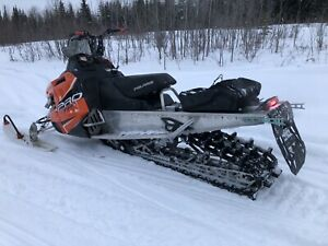 Looking for a rear bumper for 2011 and up Polaris RMK!
