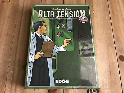 juego de mesa - ALTA TENSION REENERGIZADO - EDGE - Ed. Español...