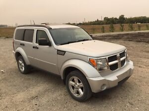 2007 Dodge NITRO SLT fully loaded LOW KM 4x4