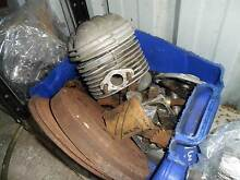 BMW R51/3 R67/3  1950-53 WRECKING TRUCK LOAD MOSTLY ENGINE PARTS Broadbeach Waters Gold Coast City Preview