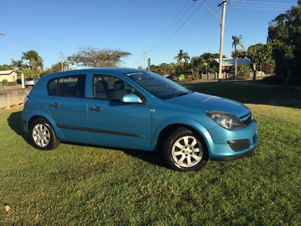 >> YOURS FROM $80P/WEEK <<  2005 HOLDEN ASTRA EQUIPE AUTO HATCH Mount Louisa Townsville City Preview