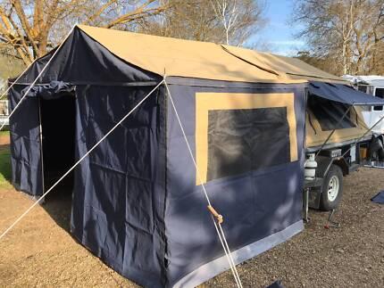 Camper Trailer - Off Road