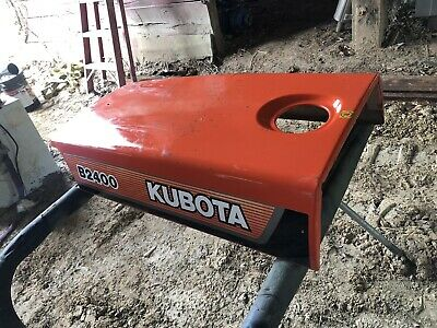 B2400 B1700 B2100 Kubota Hood Bonnet