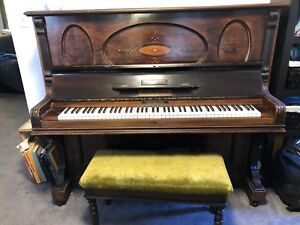 Gorgeous old piano