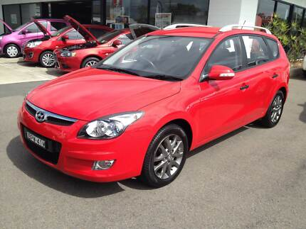 2010 Hyundai i30 Wagon Taree Greater Taree Area Preview
