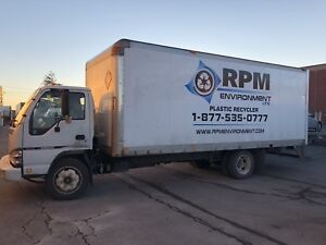 SELLING THREE TRUCK 16FT AND 20FT
