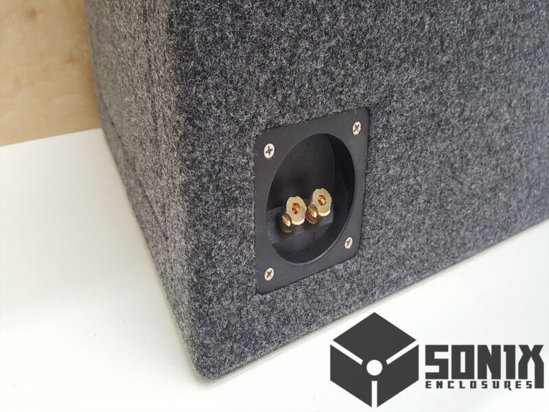 PORTED SUBWOOFER MDF ENCLOSURE FOR ORION HCCA12 SUB BOX STAGE 3