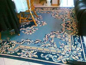 Persian Rug- Blue/Beige size-Extra Large Noble Park Greater Dandenong Preview