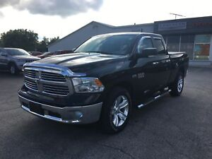 "2016 RAM 1500 SLT | Heated Seats | Local trade | 8.4"" Screen"